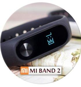 Фитнес браслет Xiaomi Mi Band 2, новый