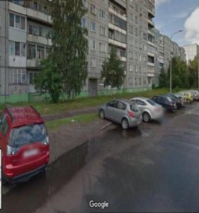 Квартира, 4 комнаты, 62.1 м²