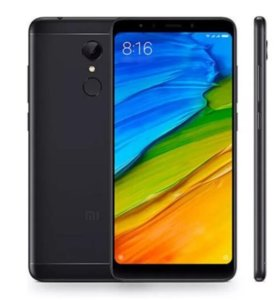 Xiaomi Redmi 5 Plus Global Version 4 /64gb black.