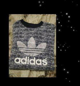 Толстовка свитшот adidas