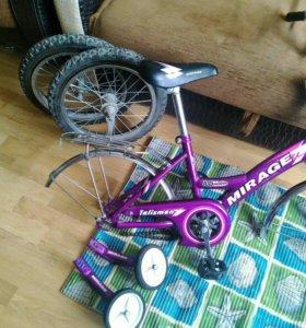 """Велосипед """"MIRAGE"""" для девочки"""