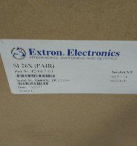 Потолочная акустическая система extron si 26 x