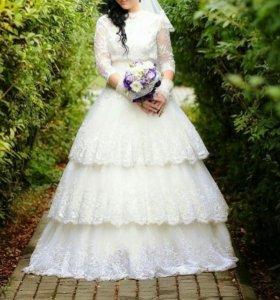 Свадебное платье 6000т торг