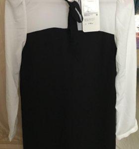 Новое платье с биркой разм XS 42-44