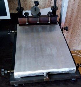 Трафаретный станок LM-Print компакт плюс SX-3244MP