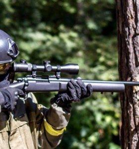 Снайперская винтовка для страйкбола
