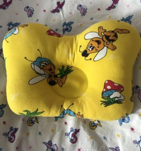 Подушка и бандаж для шеи
