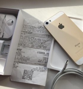 iPhone SE 32 Gb новый на гарантии
