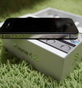 iPhone 4s 16gb новый