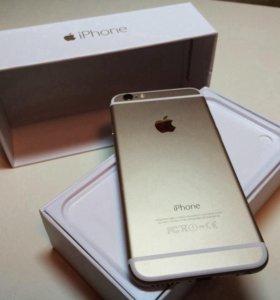 iPhone 6 64 gb gold
