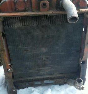 Радиатор дт