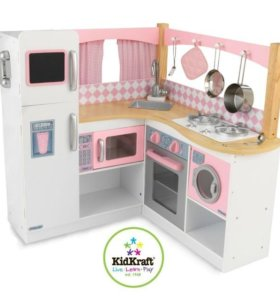 Кухня Kidkraft новая