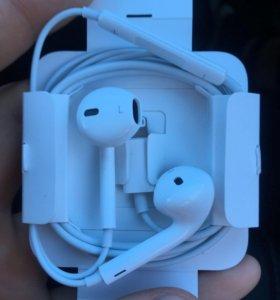 Наушники earpods apple