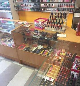 Магазин косметики и лаков
