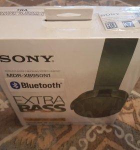 Bluetooth наушники Sony MDR-XB950N1