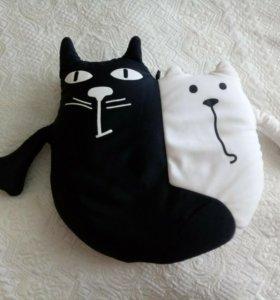 Коты игрушка