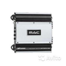 Усилитель MacAudio MP-2000