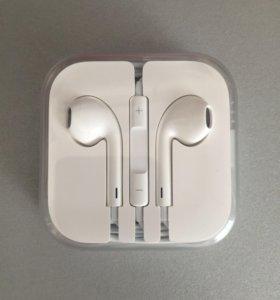 Фирменные Наушники Apple