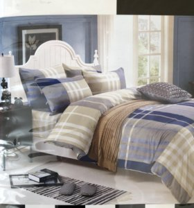 Постельное белье на двуспальную кровать