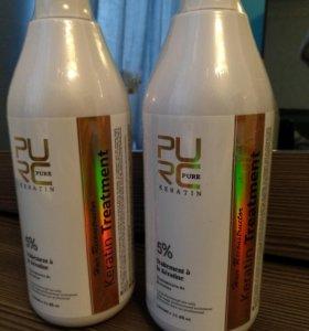Pure keratin Кератин для волос 1 литр