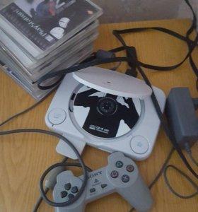 Sony PlayStation 1 Slim