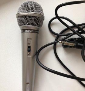 Микрофон BBK с проводом