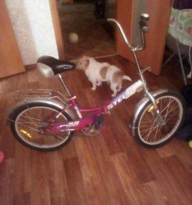 Велосипед Стелс Патриот 310