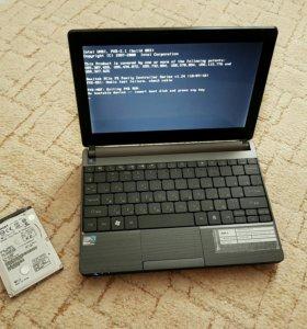 Компактный нетбук 💻 (ноутбук, лаптоп)