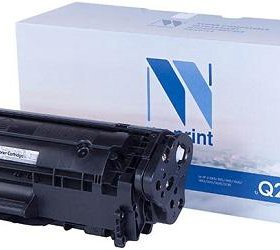 Лазерный картридж NV Print Q2612A