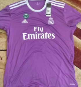 Футболка и шорты Real Madrid 2016-2017 Marsavin