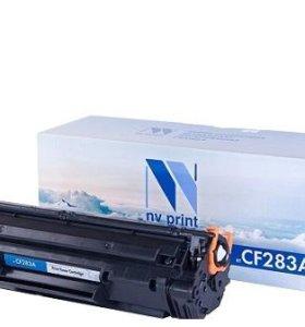 Лазерный картридж NV Print CF283A