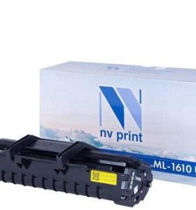 Лазерный картридж NV Print ML-1610U