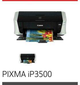 Принтер Canon pixma ip3500