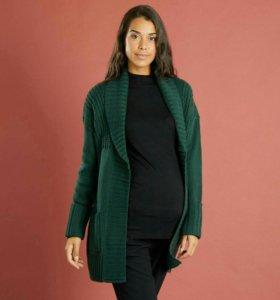 Кардиган- пиджак для беременных