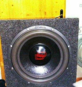 Сабвуфер dd audio 512
