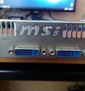 Затычка MSI GTS 250