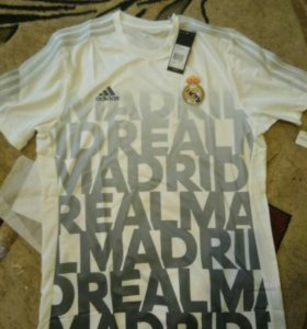 Футболка Real Madrid Pre Match Top:L