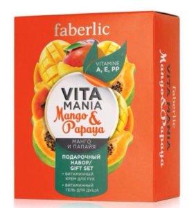 Подарочный набор «Манго & папайя» от Faberlik