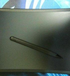 Графический планшет для рисования новый