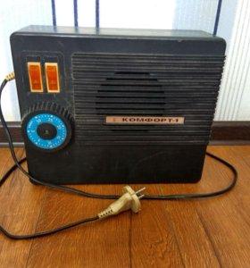 Тепловентилятор Комфорт-1, обогреватель