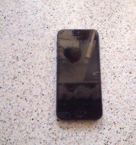 iPhone 5 16gb space grey