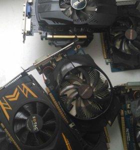 Видеокарты GeForce GTX 750 с гарантией
