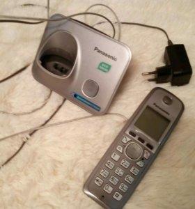Panasonic Телефон беспроводной