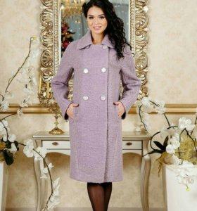 Пальто демисезонное женское фирма Медини