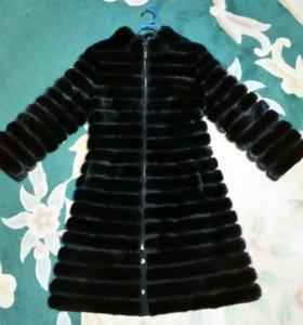 Шуба (куртка) норковая