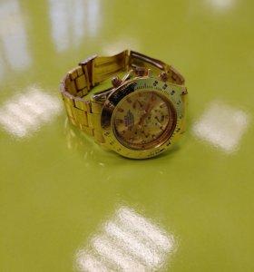 Часы Rolex(золотые)