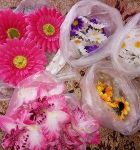 Цветы для творчества