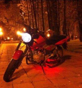 Мотоцикл Cobra Crossfire Kansas 150