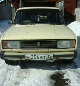 ВАЗ (Lada) 2105, 1992