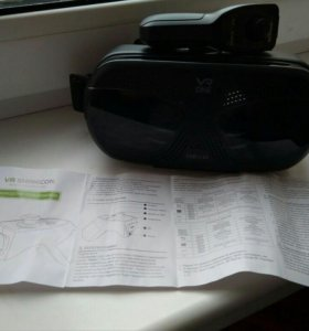 Vr-очки + Bluetooth контроллер